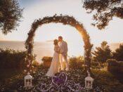 свадьба на тоскане